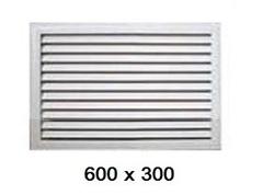 Решетка радиаторная 600*300мм Эра П6030Р