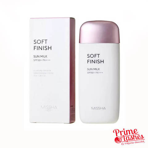 Солнцезащитное молочко Missha SPF50+