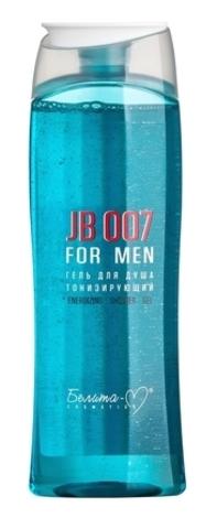 Белита-М JB 007 For Men Гель для душа тонизирующий 250г