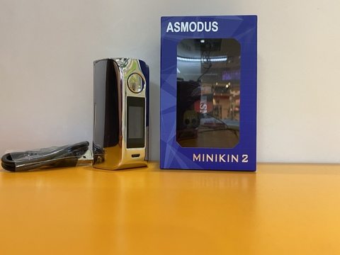 Батарейный мод Minikin V2 by ASMODUS 180w