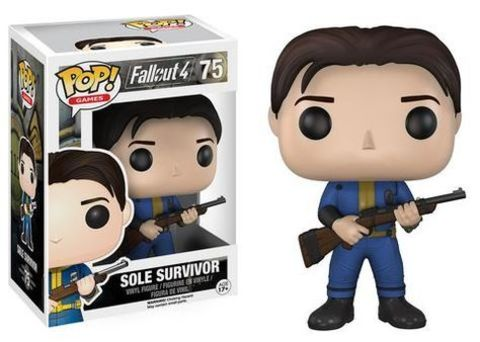 Фигурка Funko POP! Vinyl: Games: Fallout 4: Sole Survivor 7787