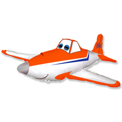 F Мини-фигура Гоночный самолет 14