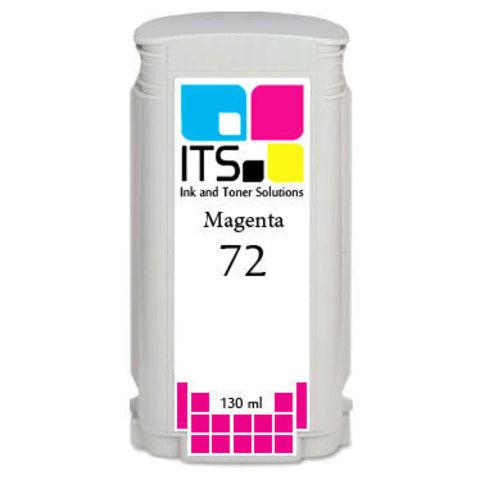 Картридж для HP 72 (C9399A) Magenta 130 мл