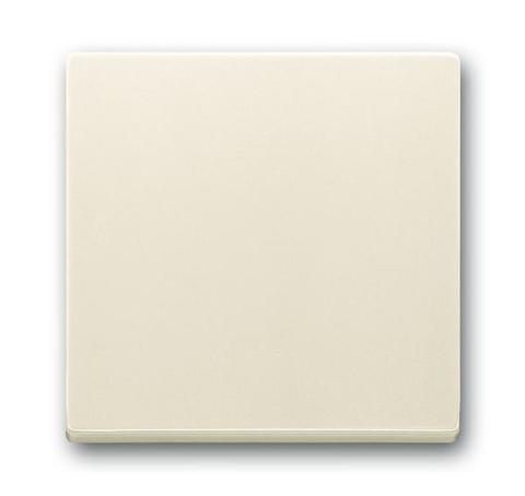 Клавиша одноклавишного выключателя/переключателя/кнопки. Цвет Слоновая кость. ABB (АББ). 1751-0-3083