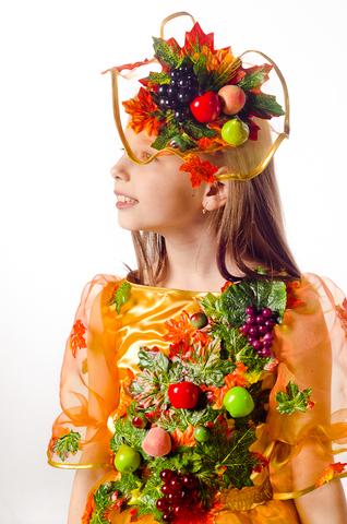 Костюм Осень урожайная детский 2