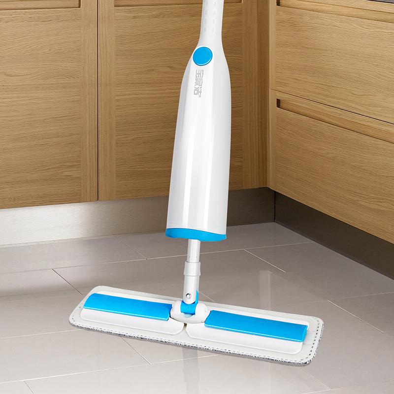 Швабра с турбо отжимом для мытья Boomjoy Twist Turbo фото