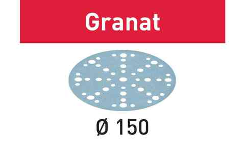 Шлифовальные круги STF D150/48 P120 GR/1 Granat