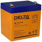 Аккумулятор DELTA HR 12-21 W ( 12V 5Ah / 12В 5Ач ) - фотография