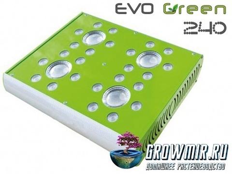 Светодиодный светильник EasyGrow EVO Green 240W