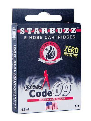 Картриджи Starbuzz - Code 69