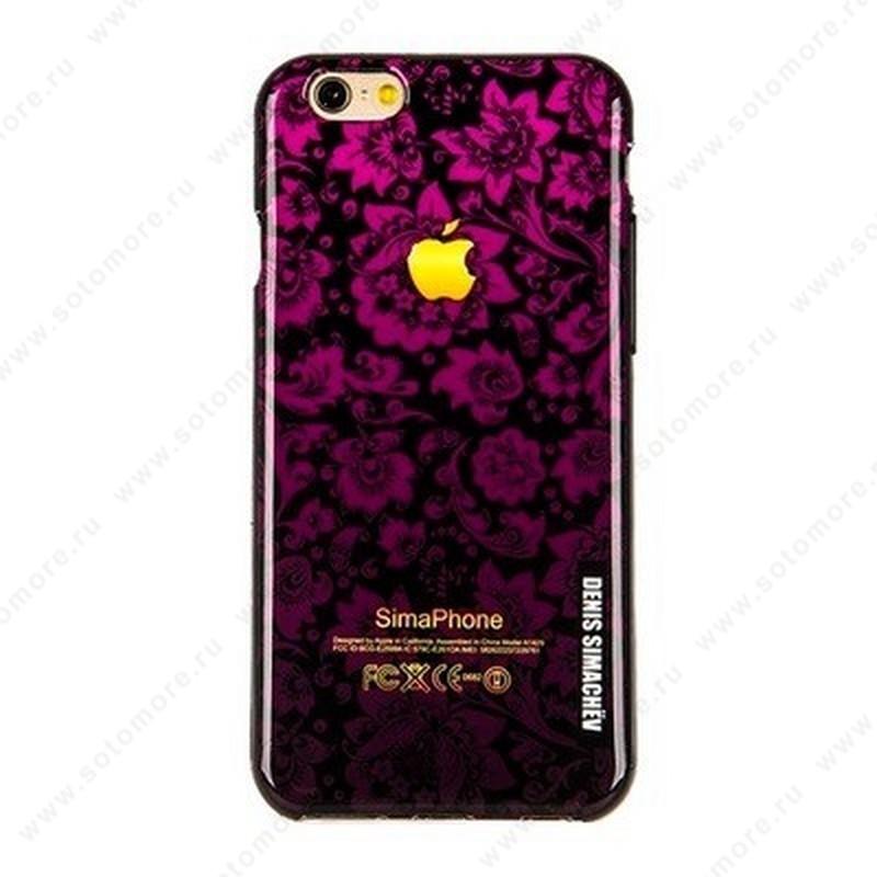 Накладка Denis Simachev силиконовый для Apple iPhone 6s Plus/ 6 Plus вид 3