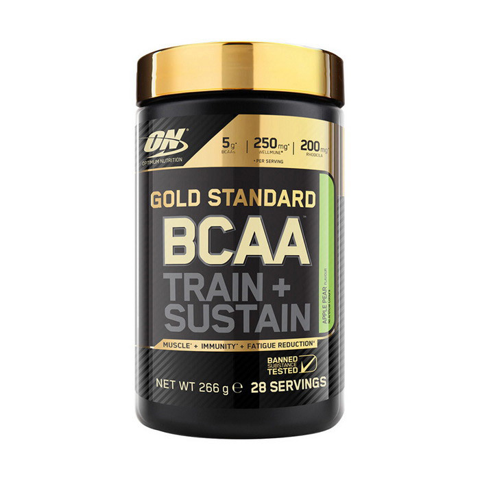 BCAA Train+Sustain