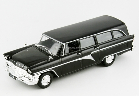 GAZ-13S Chaika black 1:43 DeAgostini Auto Legends USSR #89