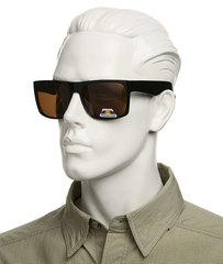 Пласиковые очки для супернакомарника и не только. Артикул А02 - коричневые