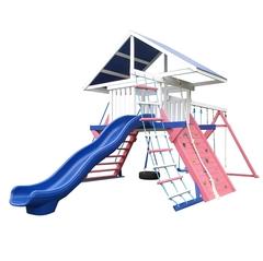Детская площадка «Солнышко 8-1.80м» разноцветная