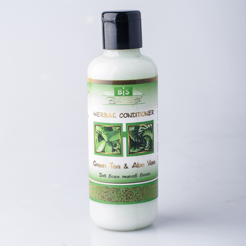 Кондиционер/ополаскиватель Алоэ Вера/Зеленый чай для волос