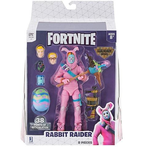 Фортнайт Опасный кролик Легендарная серия
