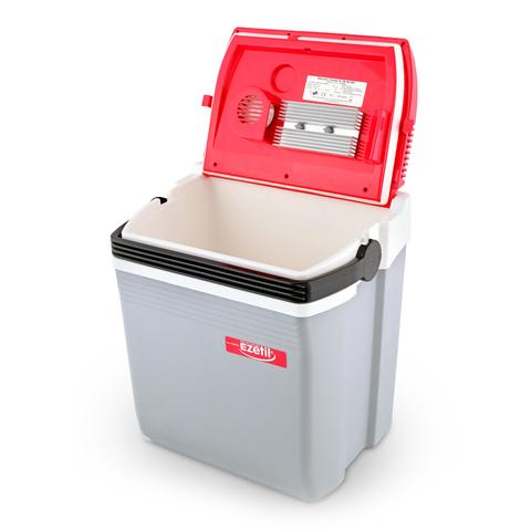 Термоэлектрический автохолодильник Ezetil E21 (20 л, 12V)