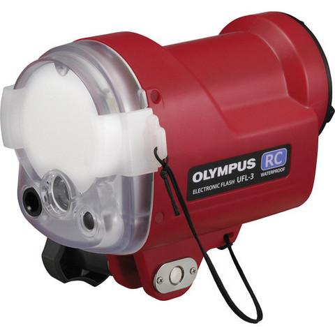 Подводная вспышка Olympus UFL-3 для Olympus