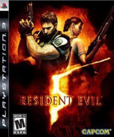PS3 Resident Evil 5 - Gold Edition (с поддержкой PS Move) (английская версия)