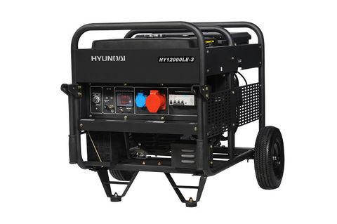 Кожух для бензинового генератора HYUNDAI HY 12000LE-3