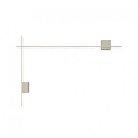 Настенный светильник копия Structural by Vibia (белый)