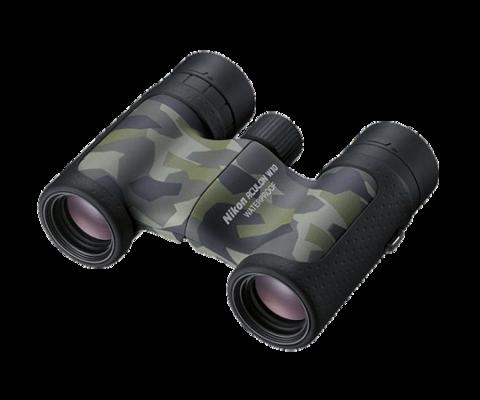 Бинокль Nikon 10x21 Aculon W10