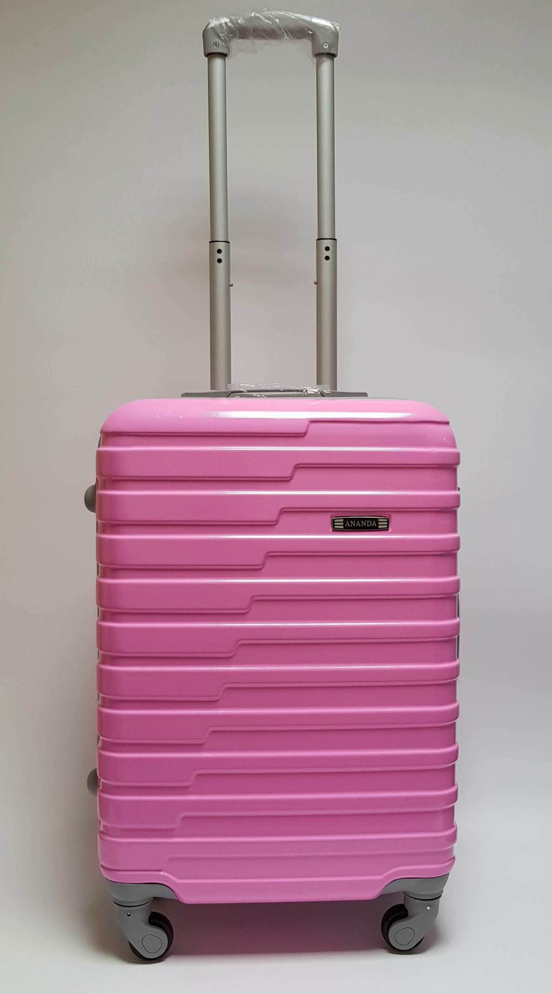 Чемодан Ananda 210 Розовый (M)