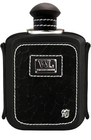 ALEXANDRE.J Western Leather Black