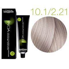 L'Oreal Professionnel INOA 10 1/2.21 (Очень очень светлый суперблондин перламутрово-пепельный) - Краска для волос