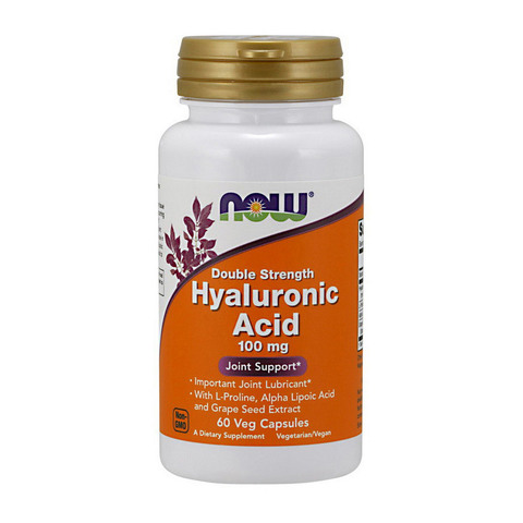 Hyaluronic Acid 100 mg double strength