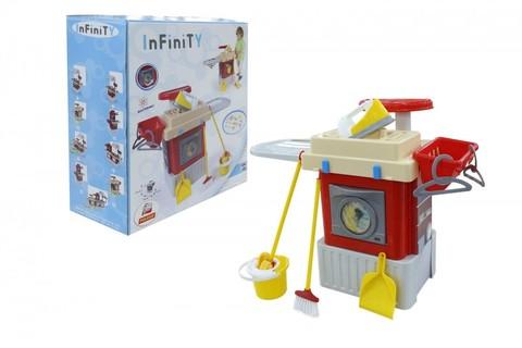 Набор Infinity basic №3 (в коробке) (Стиральная машина,вращающийся барабан)