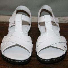 Модные сандали женские Evromoda 15 White.