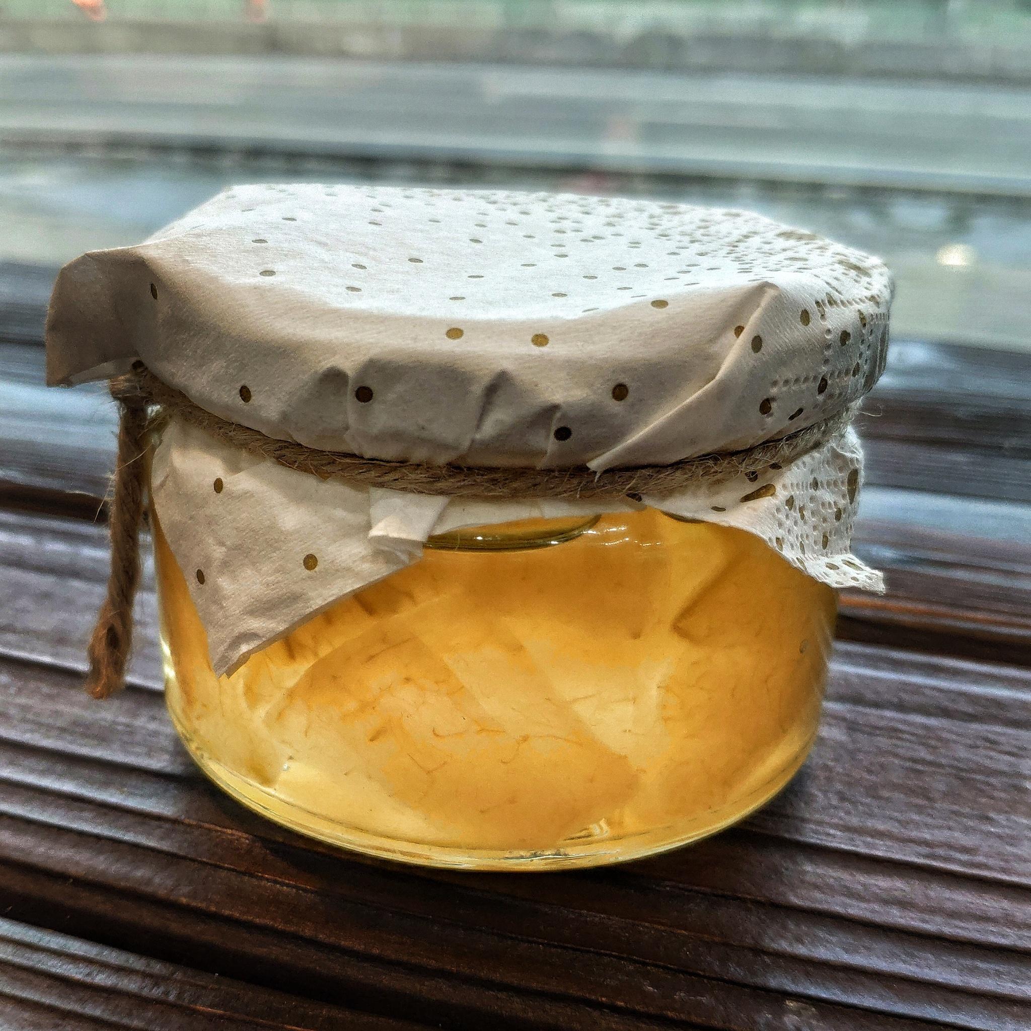 Фотография Варенье из арбузных корок / 250 мл купить в магазине Афлора