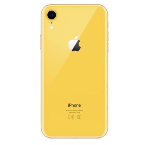 Купить iPhone Xr 128Gb Yellow в Перми