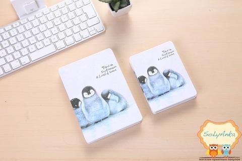 Блокнот Пінгвін. Тип C