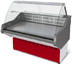 Холодильная витрина Илеть new ВХС-1,5       ( 0..... +7 )