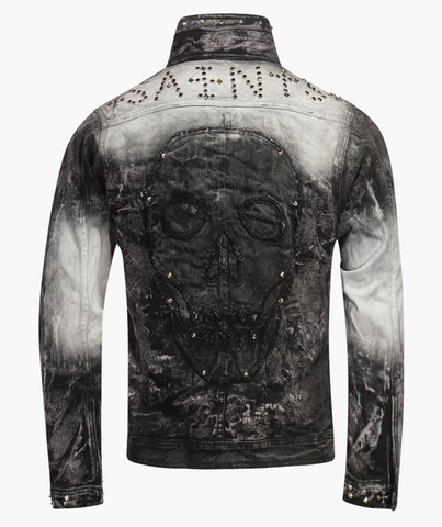 Куртка джинсовая The Saints Sinphony TSJ003