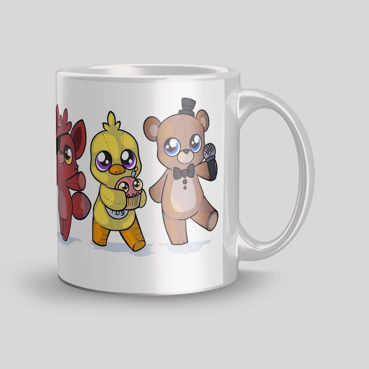 Кружка с героями ФНАФ №3 (2 ракурс) - купить в интернет-магазине kinoshop24.ru