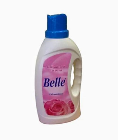 Aquasun Belle Кондиционер-ополаскиватель для белья «Белль» Садовая роза 1000 мл