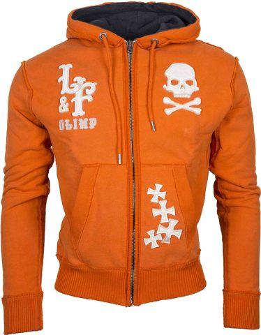 Мужская толстовка Olimp CHOPPER orange