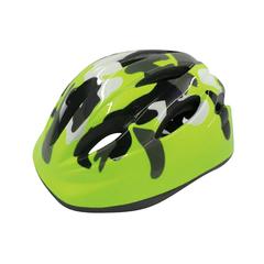 Велошлем детский Cigna WT-021 (чёрный/зелёный)