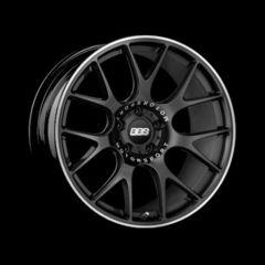 Диск колесный BBS CH-R 9x19 5x130 ET53 CB71.6 satin black