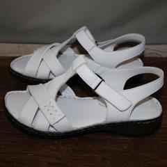 Стильные сандали женские Evromoda 15 White.