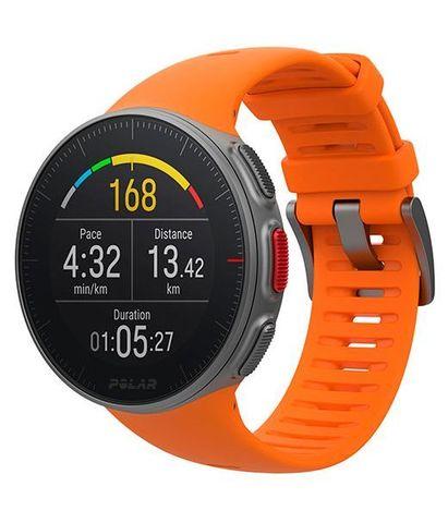 Купить Мультиспортивные часы Polar Vantage V Orange 90070738 по доступной цене