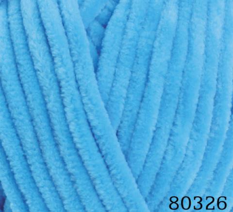 Пряжа Himalaya Dolphin Baby арт. 80326 бирюза