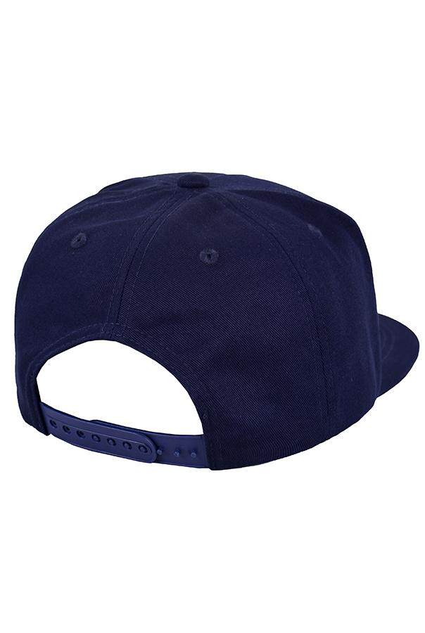 Бейсболка для вышивки темно-синяя фото 2