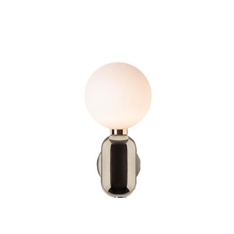 Настенный светильник Aballs by Parachilna (серебряный)