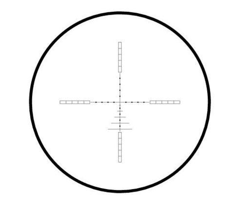 ОПТИЧЕСКИЙ ПРИЦЕЛ HAWKE AIRMAX AX 2-7X32 AO (AMX GLASS)