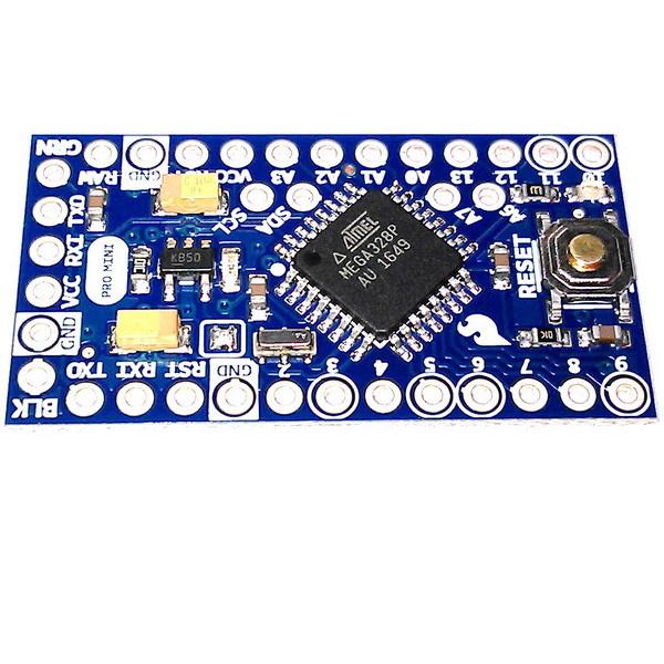 Arduino Pro Mini 328 - 5V/16Mhz (оригинал)